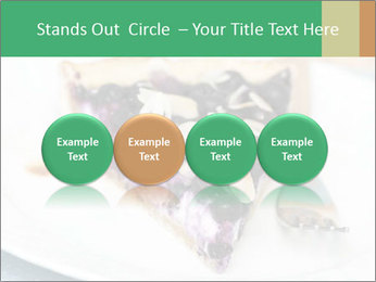 Berry Tart With Almond PowerPoint Template - Slide 76