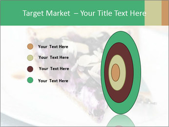 Berry Tart With Almond PowerPoint Template - Slide 84