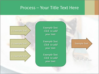 Berry Tart With Almond PowerPoint Template - Slide 85