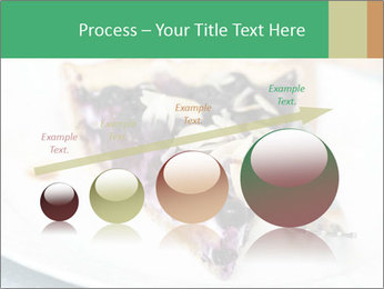 Berry Tart With Almond PowerPoint Template - Slide 87