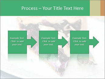 Berry Tart With Almond PowerPoint Template - Slide 88