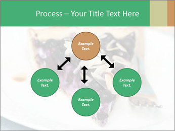 Berry Tart With Almond PowerPoint Template - Slide 91