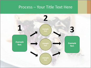 Berry Tart With Almond PowerPoint Template - Slide 92