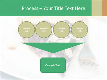 Berry Tart With Almond PowerPoint Template - Slide 93