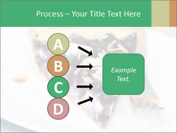 Berry Tart With Almond PowerPoint Template - Slide 94