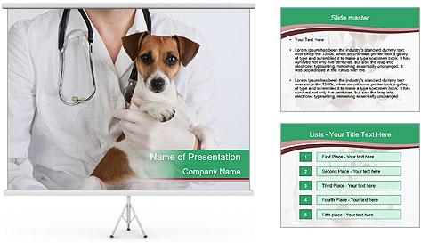 Vet Hospital PowerPoint Template