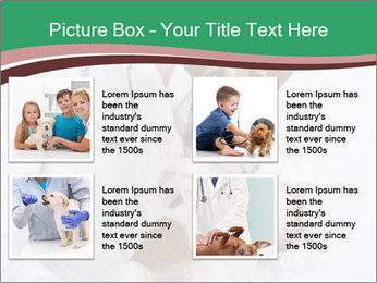 Vet Hospital PowerPoint Template - Slide 14