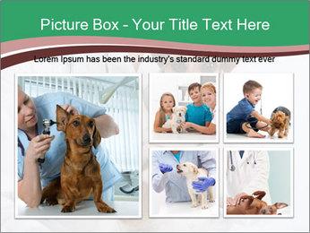 Vet Hospital PowerPoint Template - Slide 19