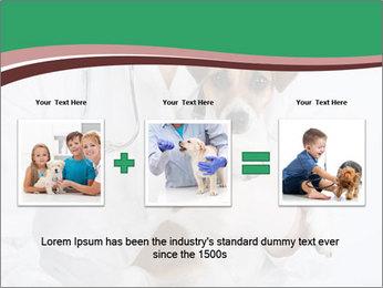 Vet Hospital PowerPoint Template - Slide 22