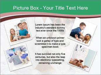 Vet Hospital PowerPoint Template - Slide 24