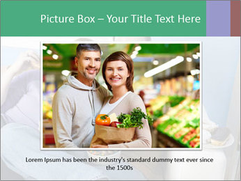 Fat Couple With Junk Food PowerPoint Template - Slide 15