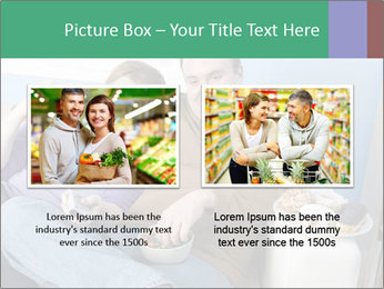 Fat Couple With Junk Food PowerPoint Template - Slide 18