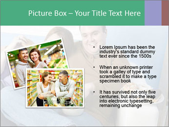 Fat Couple With Junk Food PowerPoint Template - Slide 20