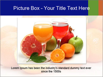 Sliced Oranges PowerPoint Templates - Slide 15