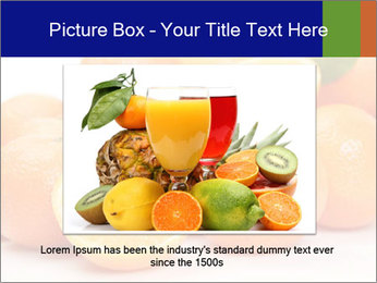Sliced Oranges PowerPoint Templates - Slide 16