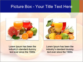 Sliced Oranges PowerPoint Templates - Slide 18