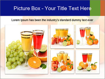 Sliced Oranges PowerPoint Templates - Slide 19