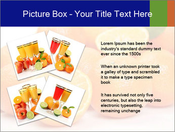 Sliced Oranges PowerPoint Templates - Slide 23