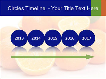 Sliced Oranges PowerPoint Templates - Slide 29