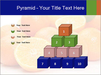 Sliced Oranges PowerPoint Templates - Slide 31