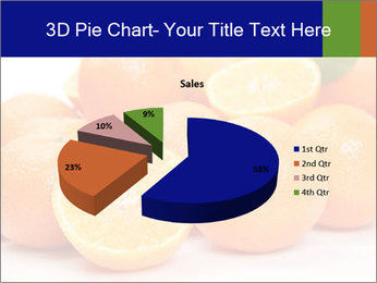 Sliced Oranges PowerPoint Templates - Slide 35