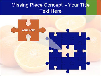 Sliced Oranges PowerPoint Templates - Slide 45