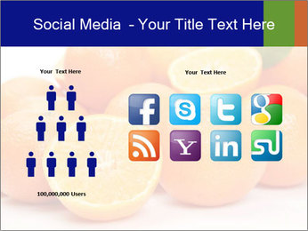 Sliced Oranges PowerPoint Templates - Slide 5