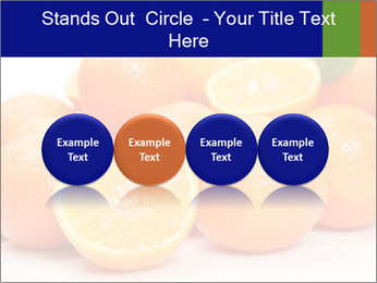 Sliced Oranges PowerPoint Templates - Slide 76