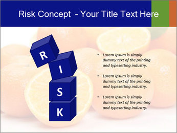 Sliced Oranges PowerPoint Templates - Slide 81