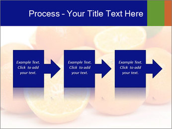 Sliced Oranges PowerPoint Templates - Slide 88