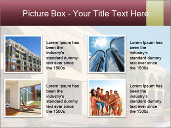 Contemporary Building PowerPoint Templates - Slide 14