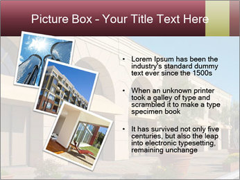 Contemporary Building PowerPoint Templates - Slide 17