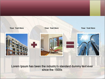 Contemporary Building PowerPoint Template - Slide 22