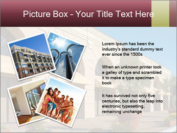 Contemporary Building PowerPoint Templates - Slide 23