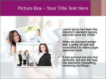 Smiling Office Manager PowerPoint Templates - Slide 20