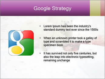 White Bears Hunting PowerPoint Templates - Slide 10