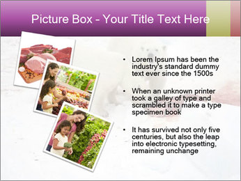 White Bears Hunting PowerPoint Templates - Slide 17