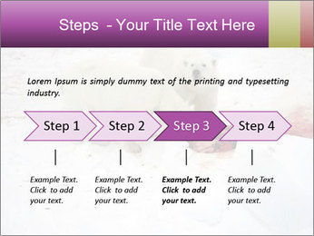 White Bears Hunting PowerPoint Templates - Slide 4
