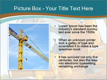 Yellow Crane PowerPoint Templates - Slide 13