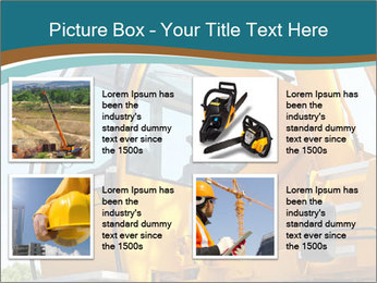 Yellow Crane PowerPoint Templates - Slide 14