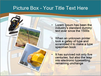 Yellow Crane PowerPoint Templates - Slide 17
