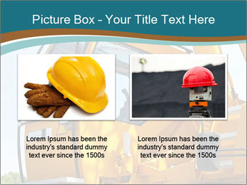 Yellow Crane PowerPoint Templates - Slide 18