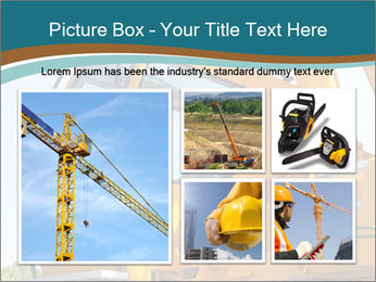 Yellow Crane PowerPoint Templates - Slide 19