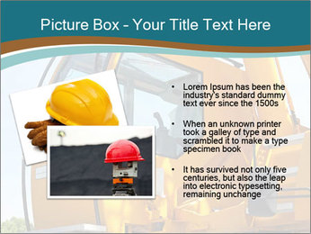 Yellow Crane PowerPoint Templates - Slide 20