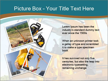 Yellow Crane PowerPoint Templates - Slide 23