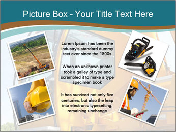 Yellow Crane PowerPoint Templates - Slide 24
