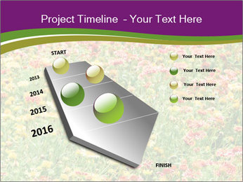 Spring Blossom PowerPoint Template - Slide 26