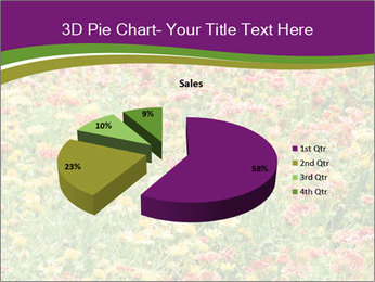 Spring Blossom PowerPoint Template - Slide 35