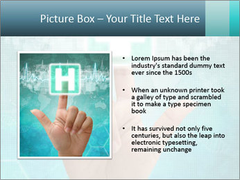 Emergency Button PowerPoint Template - Slide 13