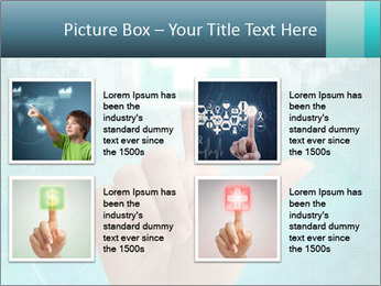 Emergency Button PowerPoint Template - Slide 14